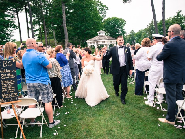 Wedding at Dunegrass in Old Orchard Beach, Maine