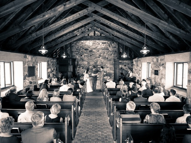 Wedding in Boothbay, Maine