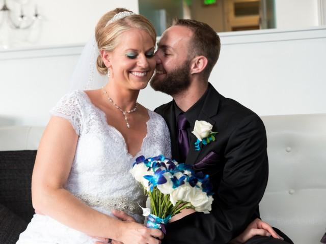 Wedding at Monte Cristo Ballroom in Everett, WA